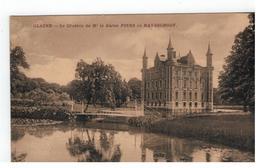 Olsene - Le Château De Mr Le Baron Piers De Raveschoot 1910 - Zulte