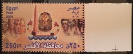 E24 - Egypt 2010 MNH Stamp - LUXOR Department - Archeology - Egypt