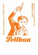 "06811 ""PELIKAN - STILOGRAFICHE"" CARTA ASSORB. ORIGINALE - Cartoleria"