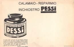 """06814 """"INCHIOSTRO PESSI - CALAMAIO RISPARMIO"""" CARTA ASSORB. ORIGINALE - Stationeries (flat Articles)"""