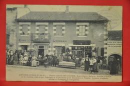 Ancizes-Comps - Maison Chatard Barsse - Bourrellerie, Sellerie, Articles D'écuries.... - Other Municipalities