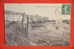 Belle-Ile -  Le Port De Sauzon - Belle Ile En Mer