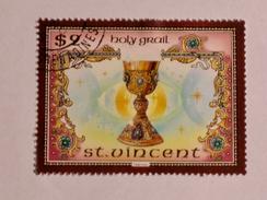 ST-VINCENT  1986   LOT# 15  The Legend Of King Arthur - St.Vincent (1979-...)
