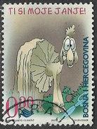 Bosnia And Herzegovina SG MS670(ex) 2001 Thelma (cartoon Character) 30f Type 1 Good/fine Used [34/29029/5D] - Bosnia And Herzegovina