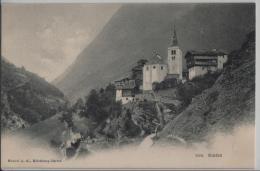 Stalden (Valais) Vue Generale - Photo: Wehrli No. 5664 - VS Valais