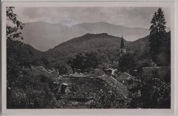 Arcegno - Dorfpartie - Stempel: Losone - Cepaphot - TI Tessin
