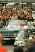 Militaria Guerre Froide - Erich Honecker Président De La DDR Sur L'Alexanderplatz à Berlin-Est - Dokumente