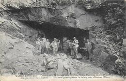 63)  Vallée De La Sioule -  Construction Du Barrage Et De L' Usine Hydro Electrique De CHAMBONNET - Otros Municipios