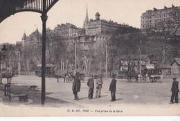 50 PAU                                      Vue Prise De La Gare - Pau