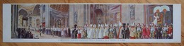 L'imponente Corteo Pontifico Nella Basilica Di S. Pietro In Roma / Cortège Pontifical Basilique St-Pierre Rome - (n°8209 - Popes