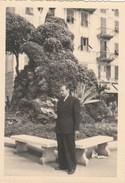6669 Lp   Foto Photo S. Margherita Ligure 1951 Uomo Man - 10 X 7 - Non Classificati