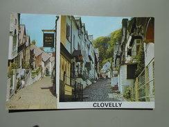 ANGLETERRE DEVON CLOVELLY - Clovelly