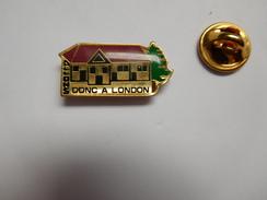 Beau Pin's , Allons Donc à London - Villes