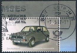 Allemagne Fédérale - Automobiles Allemandes De Collection 3087 (année 2017) Oblit. - Oblitérés