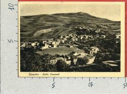 CARTOLINA VG ITALIA - BOMPIETRO (PA) - Stadio Comunale - 10 X 15 - ANN. 1954 - Palermo