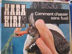 HARA KIRI MENSUEL - N° 56 - OCTOBRE 65 - Journaux - Quotidiens