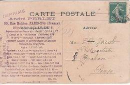 France: Le Garde Montante Au Palais De Justice; Postcard Collectors, 22 Jun 1909 - France