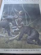 TRIBUNA ILLUSTRATA 1912 PALOMBARI CASO CUOCOLO CAMORRA TORRE DEL GRECO MALTA - Libri, Riviste, Fumetti