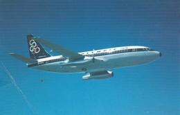 "Thèmes > Transports > Aviation > Avions >  "" BOEING 707 320 SUPER FAN JET OLYMPIC AIRWAYS  "" - 1946-....: Moderne"