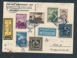 Österreich Sammler Karte  Nachporto ( T2221  ) Siehe Scan - 1918-1945 1ère République
