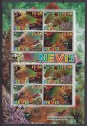 WWF - Domfil - 2007 - NEVIS - Nr 407 (MS) - MNH** - W.W.F.