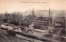 V9809 Cpa 57 Hayange - Les Usines De Wendel, Hauts Fourneaux - Hayange