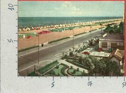CARTOLINA NV ITALIA - RIMINI - Lungomare E Spiaggia - 10 X 15 - Rimini