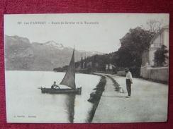 FRANCE / ANNECY - ROUTE DE SEVRIER ET LA TOURNETTE - Annecy