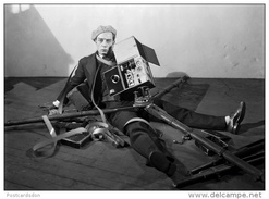 "Actor Buster Keaton  - Printed In Ukraine (""Moya Lystivka"" Edition), 2014 - Camera - Photographer - Actors"