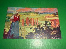 Cartolina Bagni Di Salsomaggiore - Cento Pozzi 1907 - Parma