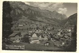 HINTERTHAL MUOTATHAL Mit Heuberg Gegen Pragel - SZ Schwyz