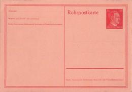 DR Ganzsache Minr.RP 26 Postfrisch Rohrpost - Briefe U. Dokumente