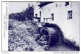 IDDERGEM Bij Denderleeuw (O.Vl.) - Molen/moulin - Blauwe Prentkaart Ons Molenheem Van De Eenemolen Voor Verbouwing - Denderleeuw