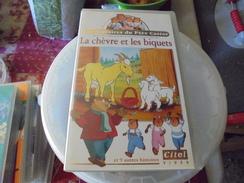 Les Histoiresdu Pere Castor : La Chevre Et Les Biquets - Cartoons