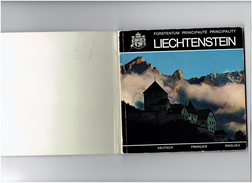 Livre Liechtenstein Principauté Château S.A.S. Prince Franz Josef II Usine / Fabrication Dents Artificielles Ivoclar - Livres, BD, Revues