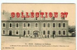 PRISON De NAPOLEON Au CHATEAU De HAM - Bagne & Bagnards