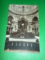 Cartolina Santuario Di Mondovì A Vico - Interno 1943 Ca - Cuneo