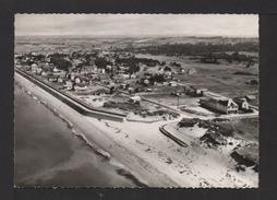 CPSM Gf .Dépt.50 . HAUTEVILLE - Sur - MER . La Plage , La Digue Et Les Villas . - Other Municipalities