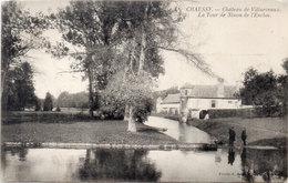 CHAUSSY - Chateau De Villarceaux - La Tour De Ninon De L' Enclos     (97310) - Altri Comuni