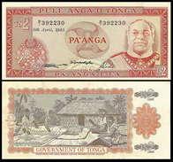 Tonga 2 Paanga 1983 P20c XF - Tonga