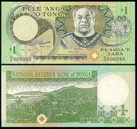 Tonga 1 Paanga 1995 P31c UNC - Tonga