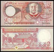 Tonga 2 Paanga 1995 P32c UNC - Tonga