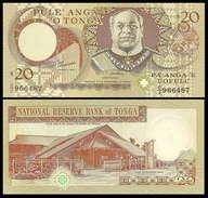 Tonga 20 Paanga 1996 P35c UNC - Tonga