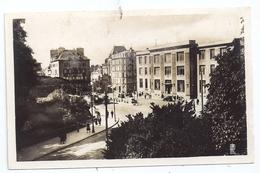 CPSM Photo Brest Place Anatole France Et La Poste éditeur Real Photo N°53 Non écrite - Brest