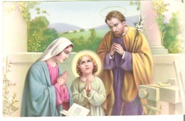 The Holy Family - Devotion Images