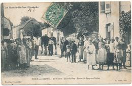 PORT SUR SAONE - ST VALERE - Grande Rue - Francia