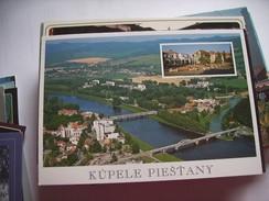 Slowakije Slovakia Kúpele Piešťany - Slowakije