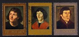 POLEN 1973 - Nikolaus Kopernikus / Astronom & Mathematiker - Astronomie
