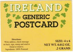 Ireland - Generic Postcard - (John Hinde Original) - Ierland