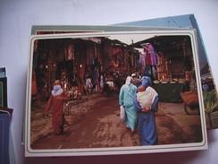 Marokko Morocco Maroc Marrakech With Women - Marrakech